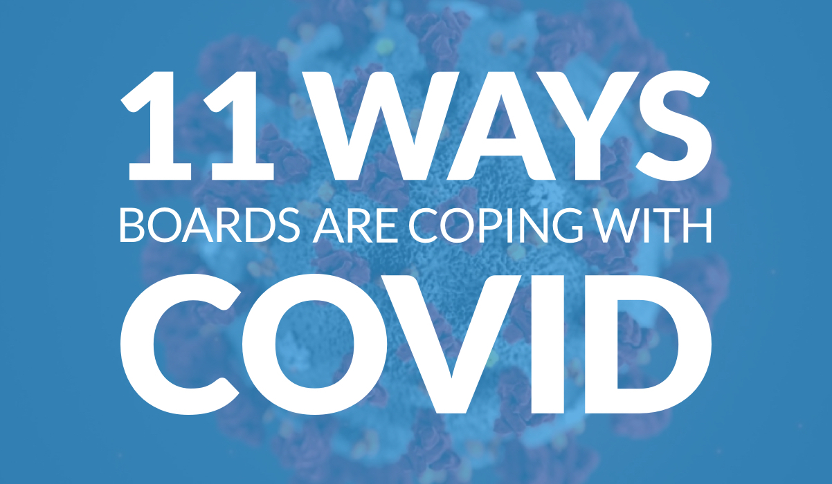 11 ways professional certification and licensing boards are coping with COVID