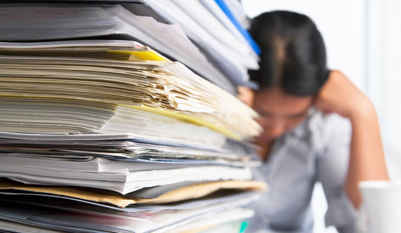Are you getting too many incomplete applications and renewals?