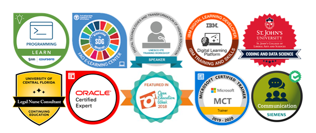 Digital Badging for Professional Certification Organizations, Licensing Boards, and Employers of Credentialed Professionals
